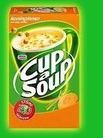 Unox cup a soup koninginne