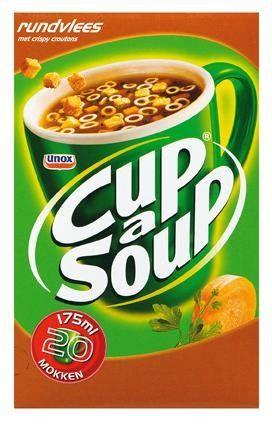Unox cup a soup Rundvlees