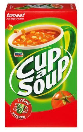 Unox cup a soup Tomaten