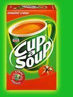 Unox cup a soupTomatencremesoep