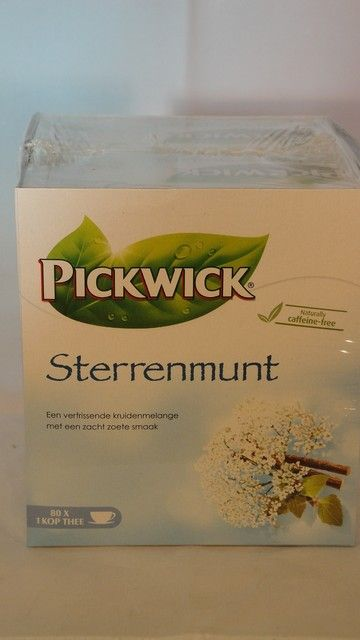 Pickwick Sterrenmunt Thee