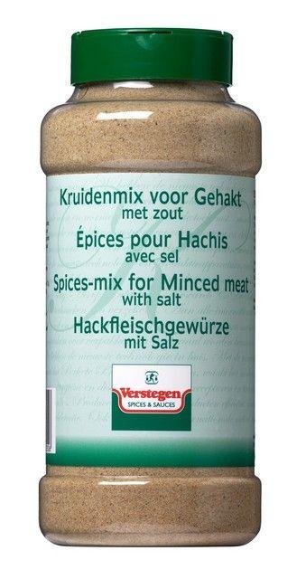 Verstegen Gehakt kruiden met zout