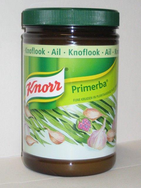 Knorr Primerba Knoflook