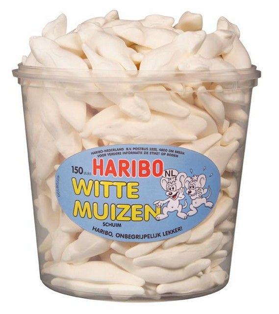 Schuim Witte Muizen