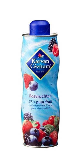 Karvan Cevitan Bosvruchtensiroop
