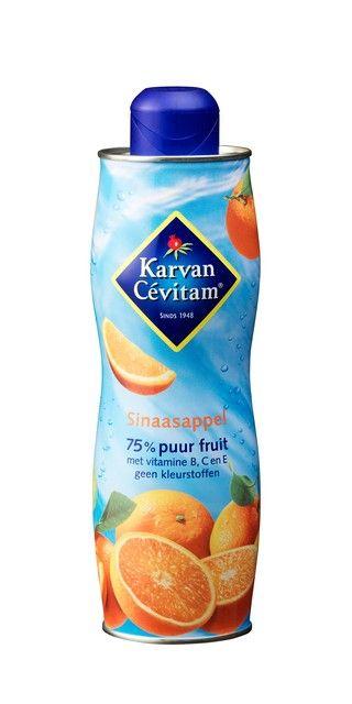 Karvan Cevitan Sinasappelsiroop