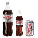 Coca Cola Light pet