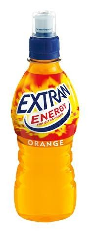 Extran Energy Orange bidon