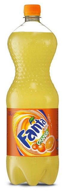 Fanta Orange petfles