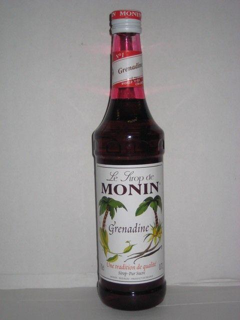 Monin  Grenadine