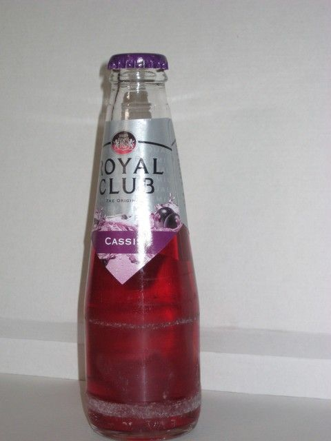 Royal Club Cassis flesjes