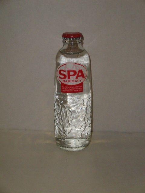 Spa Rood fles