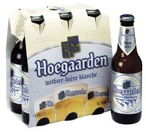 Hoegaarden witbier 4,9%