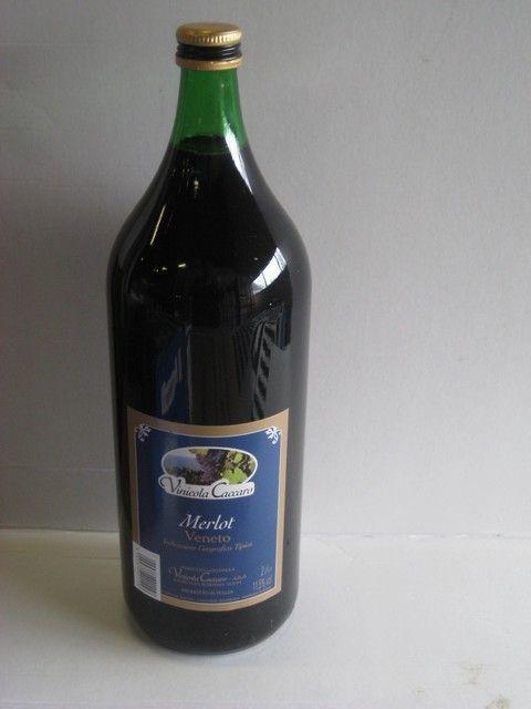 Merlot Veneto Vinicola Caldirola