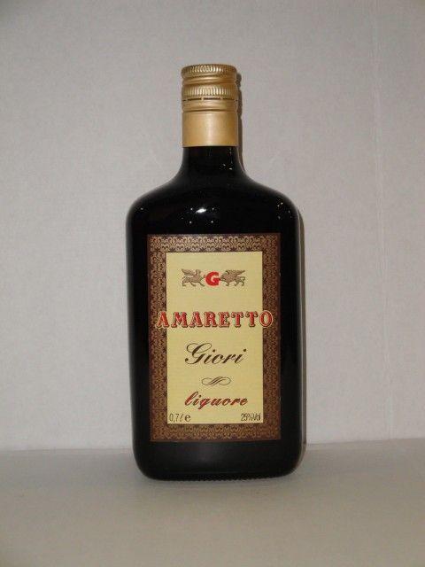 Giori Amaretto Italia 25%