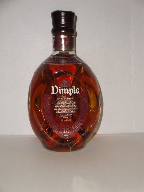 Dimple Whisky 12Y