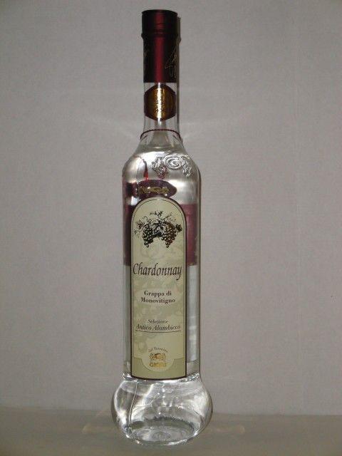 Giori Grappa Chardonnay 40%