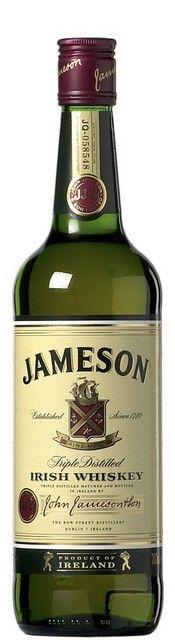Jameson Whisky Irish 40%