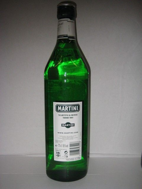Martini dry 18%