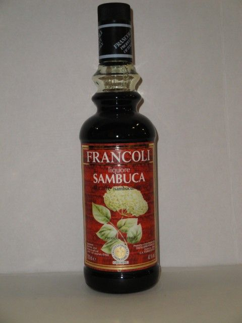 CR.Sambuca al caffe 40% Francoli