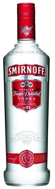 Smirnoff Red Wodka 37.5%