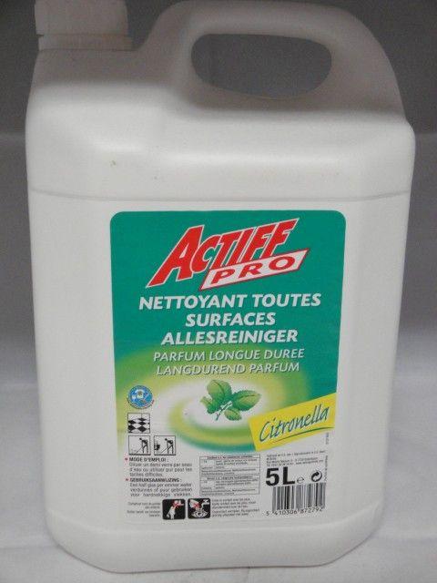 Actiff Pro Allesreiniger citroen
