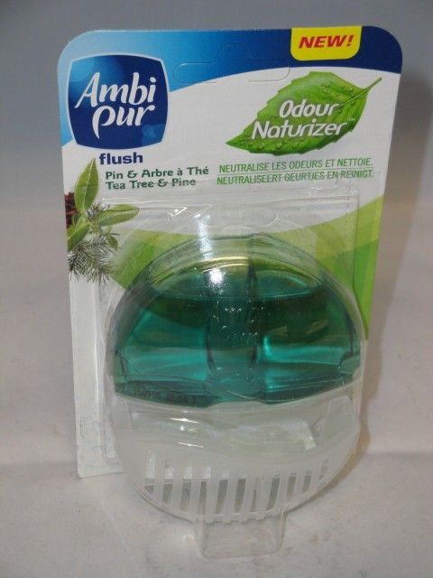 Ambi pur Flush On Tea Tea & Pine 55ml