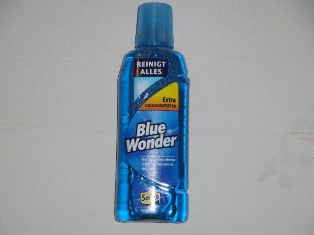Blue Wonder Allesreiniger