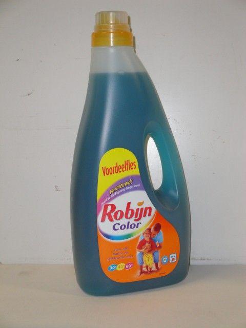 Robijn Color Vloeibaar 40 wasbeurten