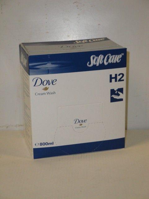 Soft Care Dove Cream Wach H2