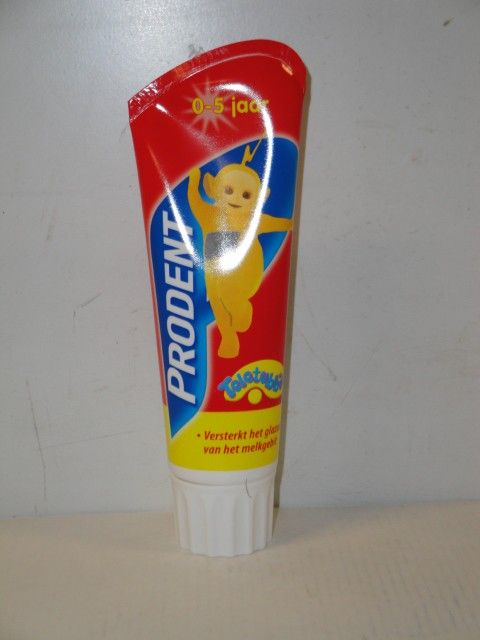 Prodent tandpasta Teletubbies 0-5 jaar