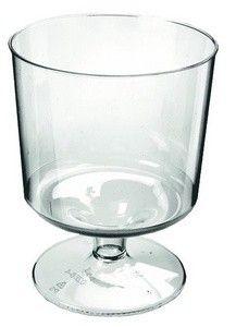 Plastic Wijnglas 150cc